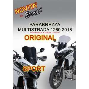 Cupolino Ermax Ducati Multistrada 1260 anno 2018