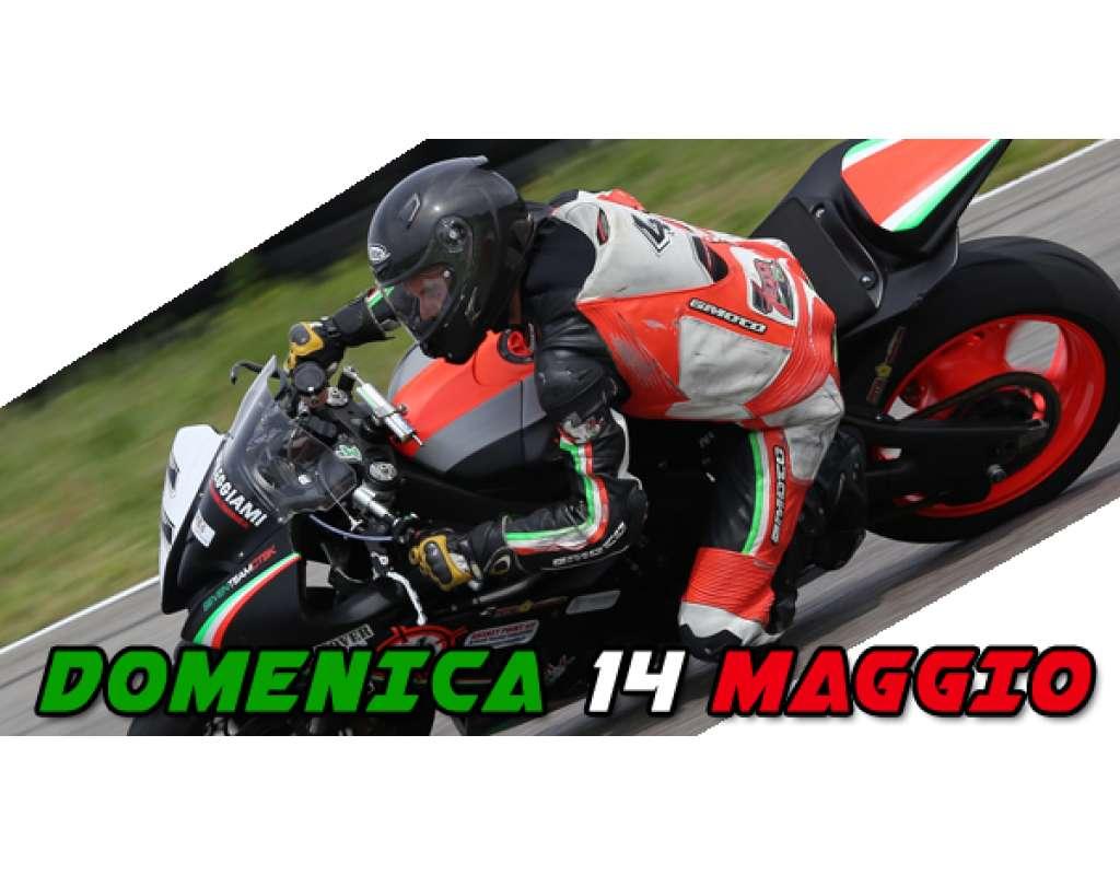 Circuito Modena : Giornata di prove libere sul circuito di modena del 14 05 2017