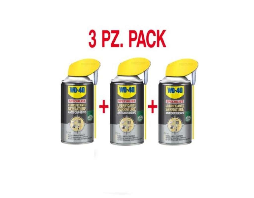 WD40 lubrificante penetrante olio spray 200ml - WD 40 200ml