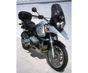 CUPOLINO ALTO + 10 CM ( TOTALE ALTEZZA 46 CM) ERMAX PER R 1150 GS 2000/2004 TRASPARENTE
