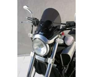 CUPOLINO ORIGINALE 25 CM ERMAX PER 1200 V MAX (ADAPTABLE SUR FIX ORIGINE YAMAHA )BLU