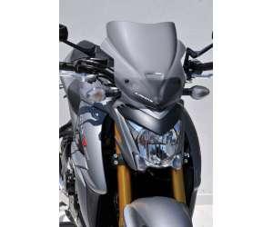 CUPOLINO 37 CM ERMAX PER GSX S 1000 (+ SUPPORT ABS )2015/2017 TRASPARENTE