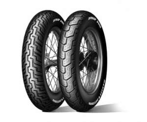GOMMA DUNLOP ANTERIORE D402 F.B.Media. MH90 21