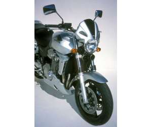 MASCHERINA ATTACK ERMAX PER CB 1300 2003/2005 BRUSHED ALUMINIUM
