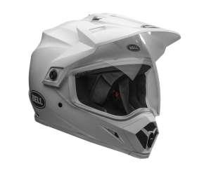 CASCO BELL HELMET CROSS MX-9 ADVENTURE MIPS WHITE