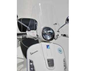 PARABREZZA ERMAX SPORTIVO 45 CM PER VESPA (CHIARO BIG MODEL) 125 & 300 GTS 2006/2016 FUME