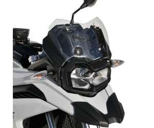 Cupolino misura originale  (19cm ) Ermax per F 750 GS 2018 - 2019 - 2020  trasparente
