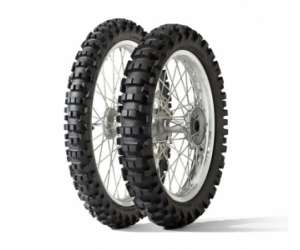 GOMMA DUNLOP POSTERIORE D952 110/90 19