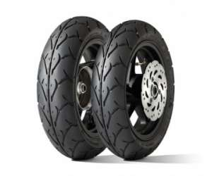 GOMMA DUNLOP POSTERIORE GT301 130/70 12