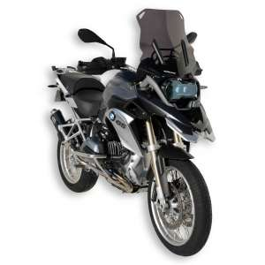 CUPOLINO ALTO + 8 CM ( TOTALE ALTEZZA 46 CM) ERMAX PER R 1200 GS/ADVENTURE (+ FIT KIT )2013/2016 FUME