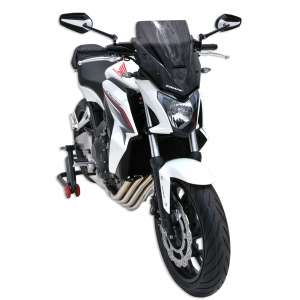 CUPOLINO ERMAX 38 CM PER CB 650 F (+ FIT KIT AND PATTES )2014/2016 FUME