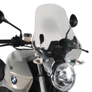 Cupolino parabrezza  per BMW  R 1200 R  2006 - 2007 - 2008 - 2009 - 2010   Fabbricato da Kappa colore trasparente codice prodotto 147AK