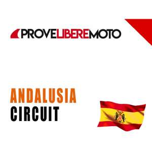 2-3-4 DICEMBRE - ANDALUCIA CIRCUIT  PROVE LIBERE MOTO