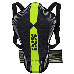 IXS Back Protector Rs-10 Black-green