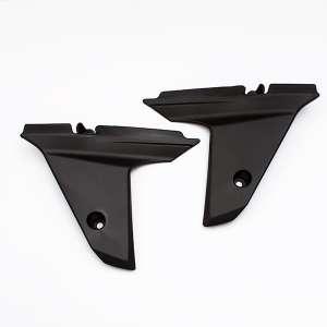 Spoiler laterale radiatore cross enduro plastiche CEMOTO per  HUSQVARNA CRW R 125 2009 / 2013 TE 250 2009 / 2013 TC 250 2009 / 2013 TE 310 2011 TE 450 2009 / 2013 TE 510 2009 / 2013