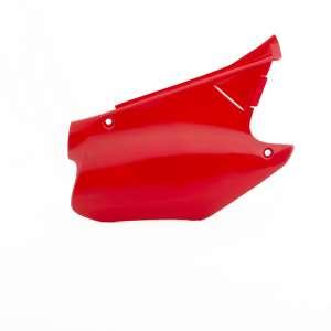 Fianchetti laterali tabelle laterali portanumero cross enduro plastiche CEMOTO per  HONDA CR 125 2000 / 2001 CR250 2000 / 2001 CRE 125 2000 / 2001 CRE 250 2000 / 2001