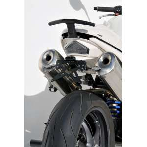 SOTTOCODA ERMAX (TO MODIFY PER EUROP. DIRECT. PER   CONPERMITE )PER SPEED TRIPLE 1050 2005/2007 LUCIDO NERO (JET NERO )