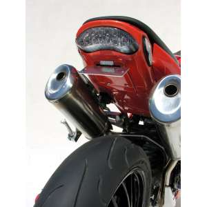 SOTTOCODA ERMAX (TO MODIFY PER EUROP. DIRECT. PER   CONPERMITE )PER SPEED TRIPLE 1050 2010 METALLIC NERO (PHANTOM NERO )