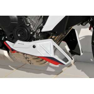 PUNTALE ERMAX (3 PARTS )PER CB 650 F 2016 ROSSO METAL(CANDY ROSY ROSSO )
