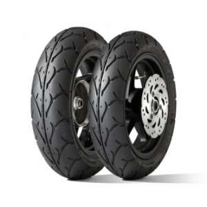 GOMMA DUNLOP POSTERIORE GT301 130/90 10