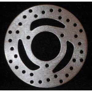 DISCO FRENO APRILIA ATL ANTERIORE IC125 / 200 / 250 2003 - 2004 - 2005 POSTERIORE