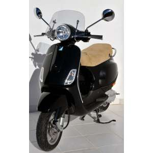 CUPOLINO PICCOLO 30 CM ERMAX PER VESPA(PHARE SMALL MODEL) 50/125 LX 2009/2012 + CHROMED FIX FUME