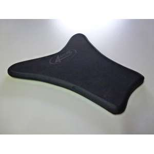 Sella in neoprene 30 mm per  HONDA  colore nero