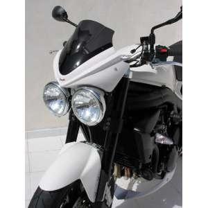 Mascherina anteriore Ermax per SPEED TRIPLE 1050 2008  2009  2010   grezzo non verniciato  unpainted  2008/2010
