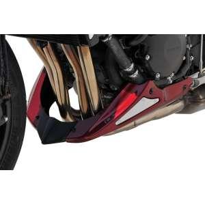 Puntale (3 parts with top plate en aluminum anodized ) Ermax per CB1000 R 2018  2019  2020  grezzo non verniciato  unpainted  2018/2020