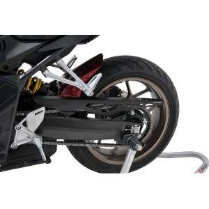 Parafango anteriore (+ engine cover of chain en aluminum anodized ) Ermax per CB650 R 2019  2020 grezzo non verniciato  unpainted  2019/2020