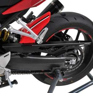 Parafango anteriore (+ chain guard aluminum ) Ermax per cbr 650 r 2019  2020 grezzo non verniciato  unpainted  2019/2020