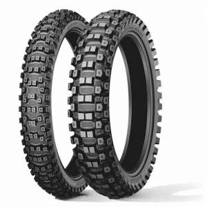 GOMMA DUNLOP POSTERIORE MX51 100/10 18
