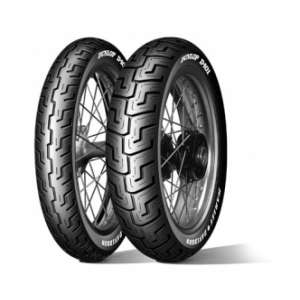 GOMMA DUNLOP ANTERIORE D401  100/90 19